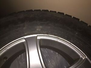 WINTER TIRES: toyo open country 275/60/17 on FAST MAGS 7mm left West Island Greater Montréal image 4