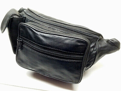 Magnetic Motorcycle Leather Tank Bag