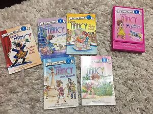 Fancy Nancy Book Set
