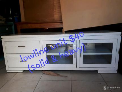 Lowline cabinet