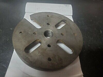 Sears Craftsman Wood Lathe 5 14 Face Plate Sanding Disc L2365 34-20 Threads