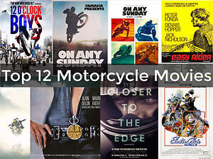 Top 12 Motorcycle Movies