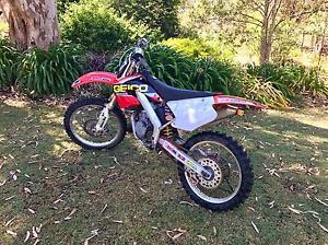 2001 CR125 Honda $2,300 Ono McLaren Vale Morphett Vale Area Preview