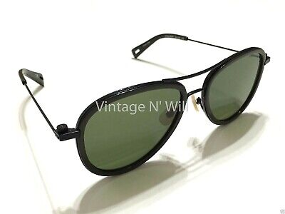 G-Star Raw Jeans Mens Army Olive/ Gray Green Double Sniper Aviator Sunglasses