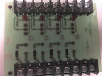 Solid State Relay Module Board P//N: 2I0-4B NEW Potter /& Brumfield