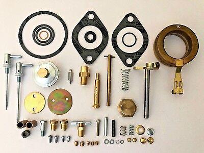 John Deere Late B Tractor Dltx67 Carburetor Major Repair Kit W Float