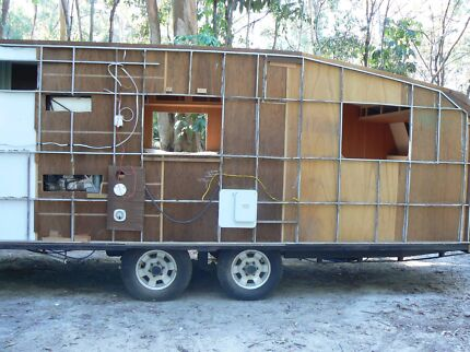 CARAVAN UNFINISHED PROJECT Nerang Gold Coast West Preview