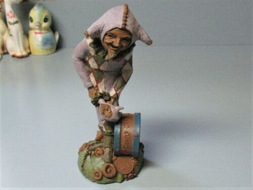 Great Colorful Tom Clark 1998 Gnome, COURT JESTER #13, Cairn Studios