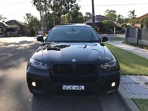 2009 BMW X6 E71 XDRIVE 50I 6 SPEED AUTO COUPE IN EXCELLENT CONDITION Merrylands Parramatta Area Preview