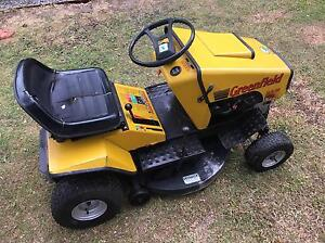 """Greenfield Evolution MK2A 11.5HP 30"""" Ride On Mower Acacia Ridge Brisbane South West Preview"""