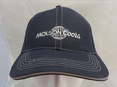 Molson Coors Beer  Cap Hat Adjustable