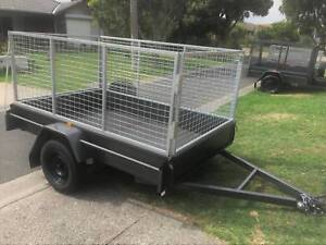 Large Cage Trailer HIRE