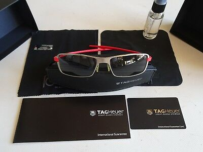 TAG HEUER COLLECTION SUNGLASSES DRIVERS SELECTION  DESIGN AVANT GARDE EYEWEAR