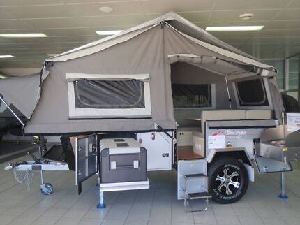 2018 Bluetongue XF Forward Fold SII Off-road Osborne Park Stirling Area Preview