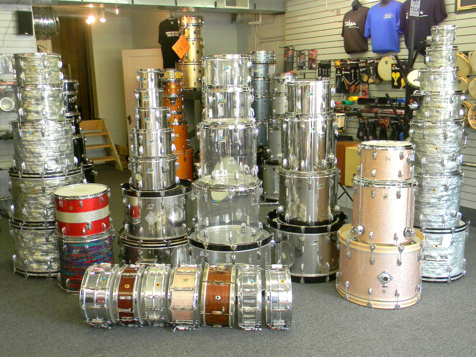 Drum Smith Online