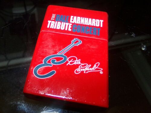 Collectible Dale Earnhardt Tribute Concert Lighter