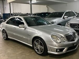 Mercedes E63 amg Dingley Village Kingston Area Preview