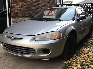 2003 Sebring 4 door For Sale  Windsor Region Ontario image 2