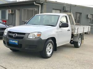 1YEAR Warranty 2008 T/Diesel Mazda BT-50 Ute Rocklea Brisbane South West Preview