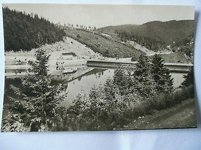 Ansichtskarte Luisenthal Thür. Wald Ohra-Talsperre 50/60er?? (1) online kaufen