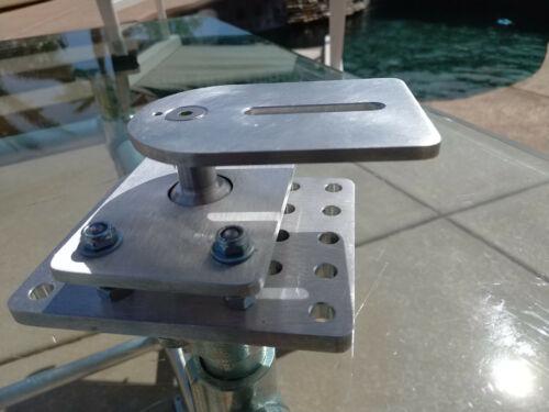 Modern Studio Mini Ball Camera Leveling Mount / Head/ Grip