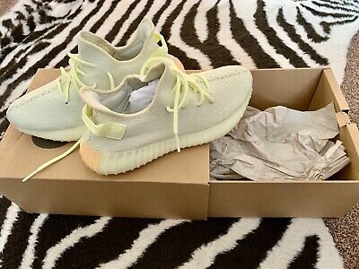 Adidas Yeezy Boost V2 Butter UK size 8.5