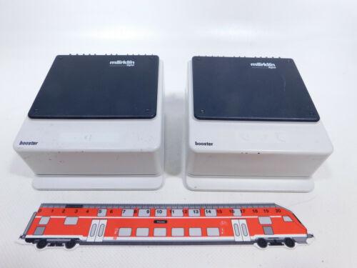 CQ982-2 #2x Märklin Digital H0/AC 6015 Booster, Tested