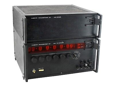 1na-10a 1mkv-10v 0.02 P321 Calibrator Voltage Current Standard An-g Of Fluke