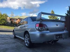 2006 Subaru Wrx Glenorchy Glenorchy Area Preview