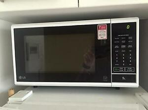 LG 25L microwave Port Adelaide Port Adelaide Area Preview