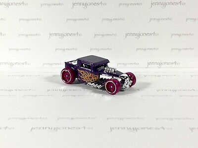 2019 Hot Wheels Gift Pack GP5 - Loose - RARE Metallic Purple - BONE SHAKER