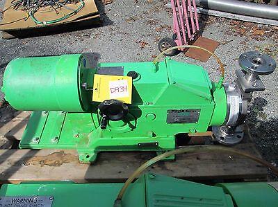 Pulsa Seties 7120 Ss Diaphragm Metering Pump Mod 7120-s-ae Nos Nib