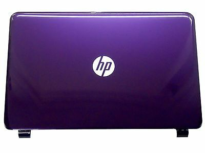 New HP 15-G 15-R Purple Back LCD Lid Bezel Cover 775089-001 776048-001