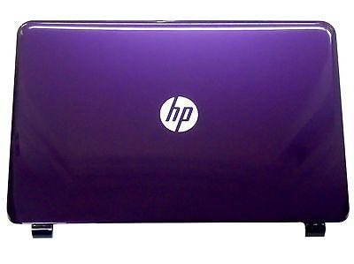 New HP 15-G 15-R Purple Back LCD Lid Bezel Cover 775089-001 776048-001