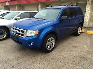 2012 Ford Escape sport AWD FINANCING AVAILABLE