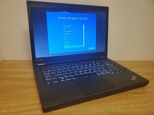 "Lenovo ThinkPad 14"" T440P Intel i5-4300M 2.6GHz - 8GB RAM - 500GB - Win 10 Pro"