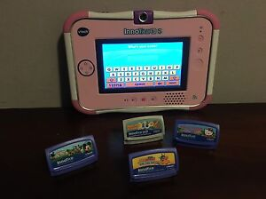 Pink Innotab 3S with Games