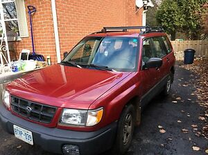 2000 Subaru Forester - As Is