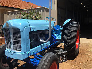 Massey Ferguson no Fordson major tractor Ellenbrook Swan Area Preview