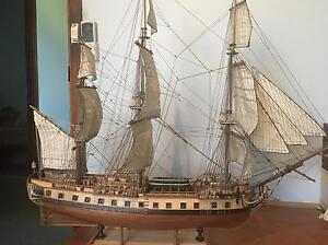 Sailing ship model Windale Lake Macquarie Area Preview