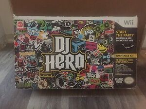 DJ HERO for WII Prince George British Columbia image 2