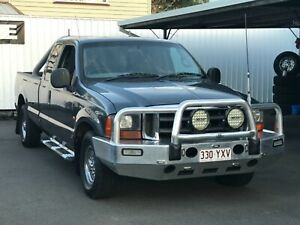 2006 Ford F250 XLT RN Super Cab V8 Petrol Auto Dual Fuel RWC Gas Cert. Maryborough Fraser Coast Preview