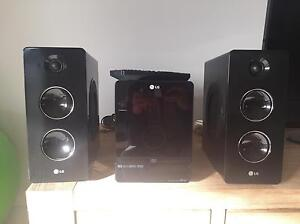 LG Mini Home Theater Point Cook Wyndham Area Preview