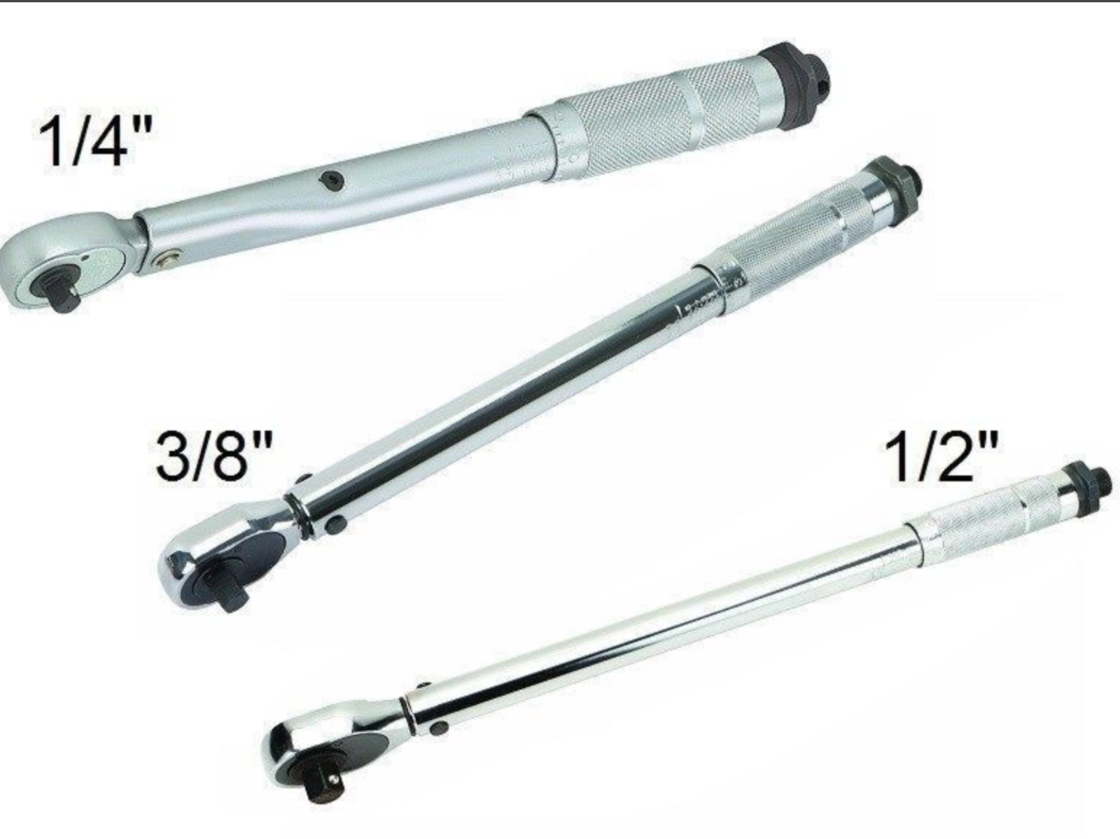 Torque to yield torque wrench delta shower faucet with separate volume and temperature controls