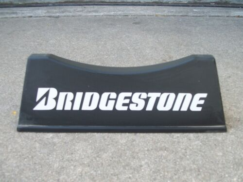 Bridgestone Tire and Wheel Display Stand