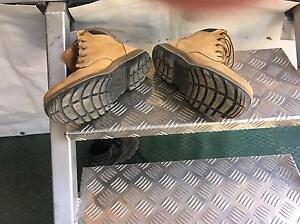 Oliver work boots - steel cap Gawler Gawler Area Preview