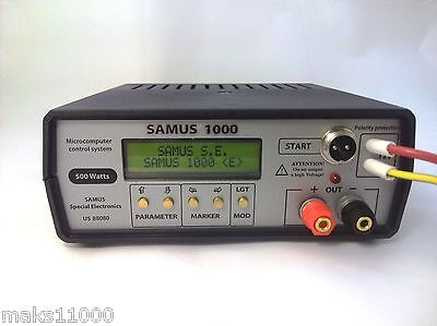New Model of Samus 1000 ELECTRO FISHER FISH SHOCKER STUNNER + catfish mode.