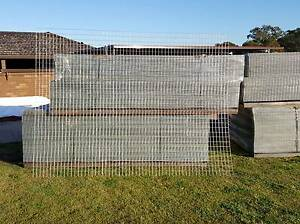 Wire mesh galvanised & Steel RHS Vineyard Hawkesbury Area Preview