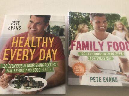The essential pete evans collection fiction books gumtree pete evans healthy every day and family food books forumfinder Images