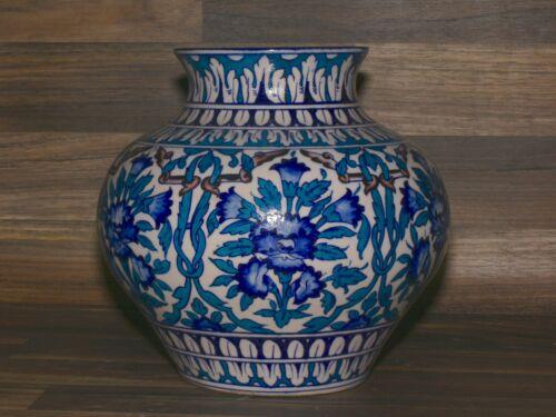 A Large Iznik Pottery Vase